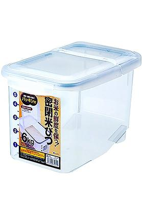 ASVEL Multipurpose Container Storage Box With Measuring Cup