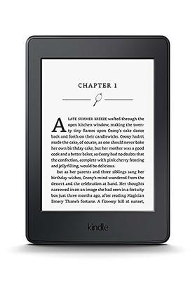 New Kindle Paperwhite 2015 3G e-Reader Black - B00QJDO6SE