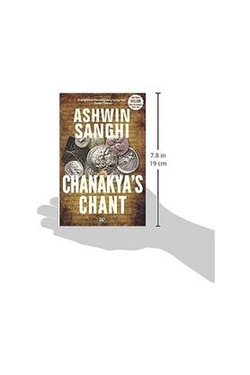 Chanakya's Chant: Book 2 in the Bharat Series of Historical and Mythological Thrillers