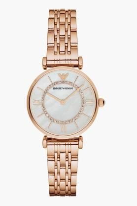 Womens Analogue Stainless Steel Watch - AR1909I