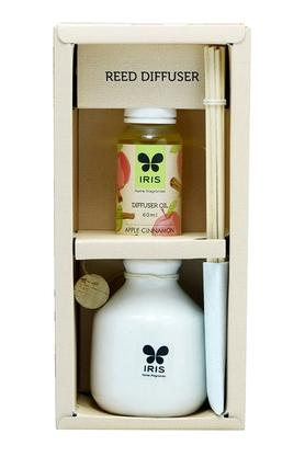 IRIS Apple Cinnamon Reed Diffuser Set - 60 Ml