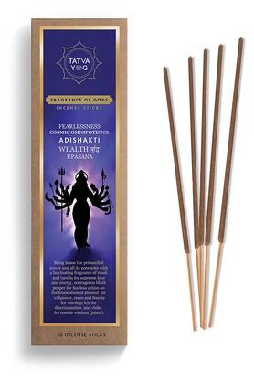 TATVAYOG Adishakti Incense Stick - Pack Of 30