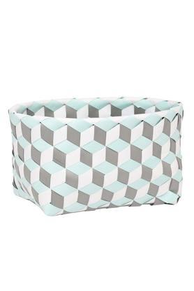 Oval Multicolor Basket - 25 cms