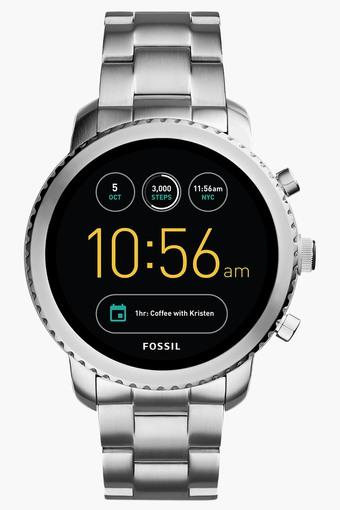 Q Explorist Stainless Steel Gen 3 Smart Watch FTW4000
