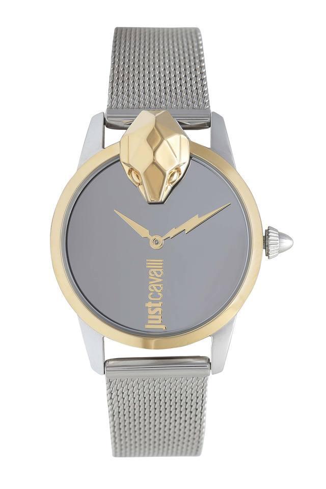 Womens Metallic Analogue Watch - 1L057M0095