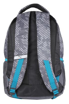 Mens Zipper Closure Backpack