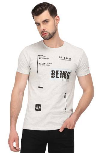 BEING HUMAN -  GreyT-shirts - Main