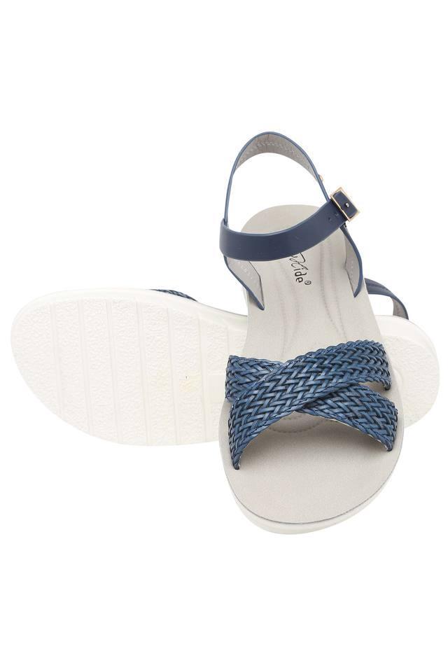 Womens Casual Wear Buckle Closure Paltform Sandals