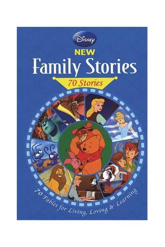 Disney New Family Stories (70 in 1): 10 in 1