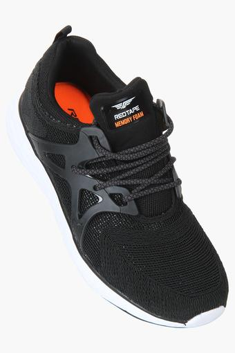 ATHLEISURE -  BlackSports Shoes & Sneakers - Main