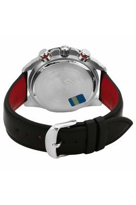 Mens Analogue Leather Watch -EX380