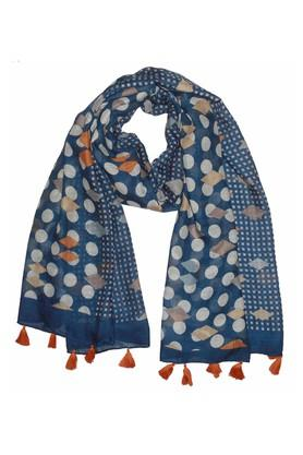 Womens Printed Scarf