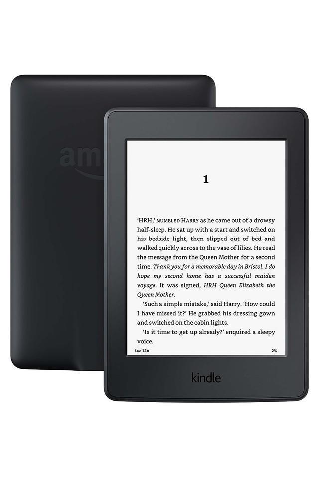 New Kindle Paperwhite 2015 WiFi e-Reader Black - B00QJDOEAO