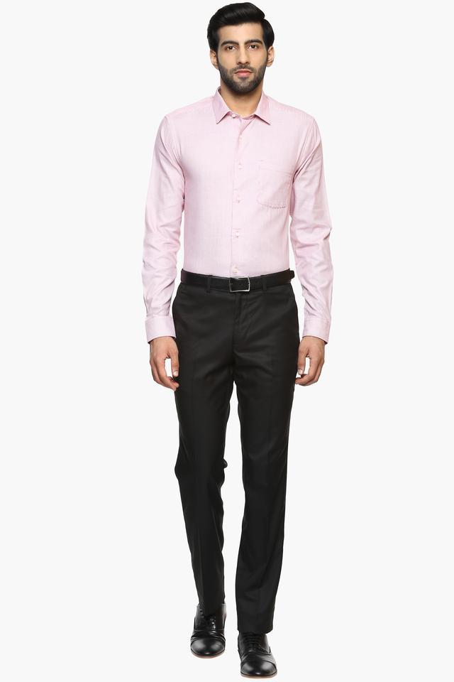 Mens Slim Collar Printed Shirt (Business Prime)