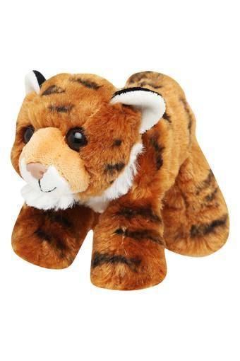 Kids Hugems Tiger Soft Toy