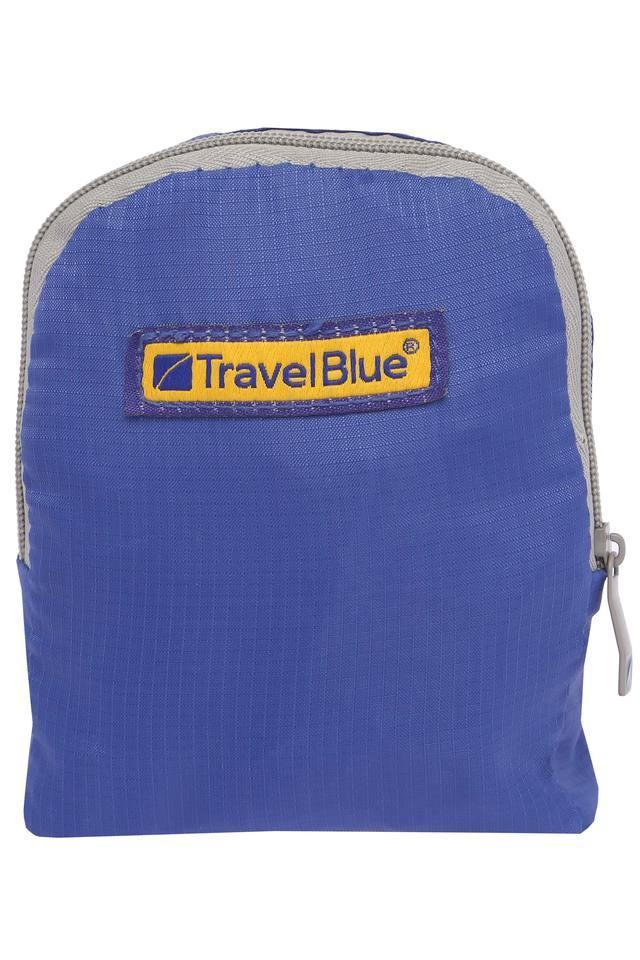 Unisex 1 Compartment Zipper Closure Foldable Backpack