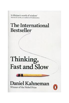 Thinking Fast and Slow (Penguin Press Non-Fiction)