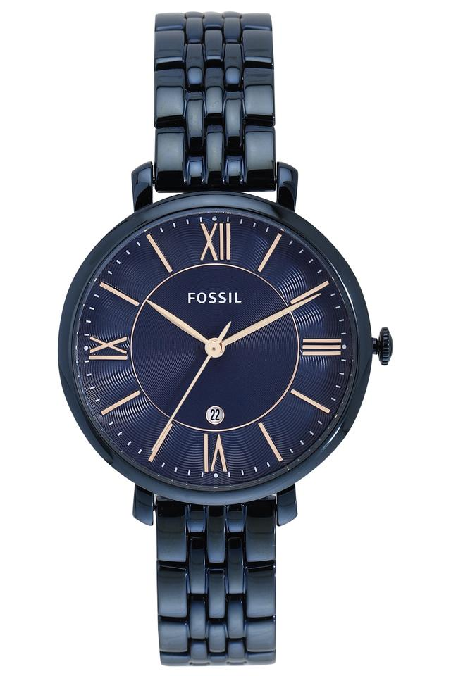 Womens Analogue Round Dial Watch - ES4094