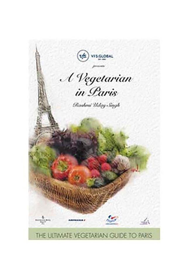 A Vegetarian in Paris