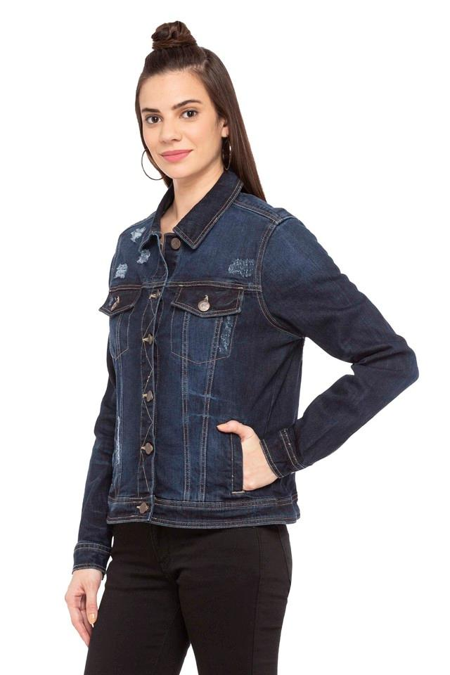 Womens Collared Assorted Jacket
