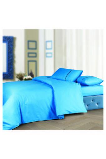 SPREAD -  Light BlueBed Sheets - Main