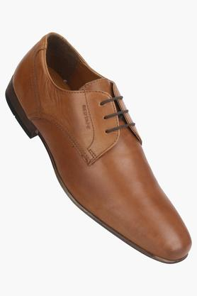 RED TAPE Mens Leather Lace Up Derbys - 203095231