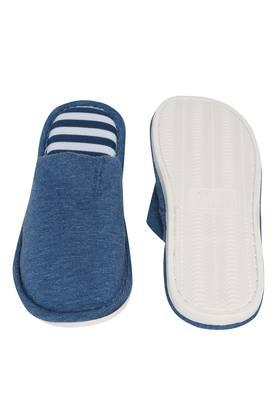 Slub Slipon Bath Slippers
