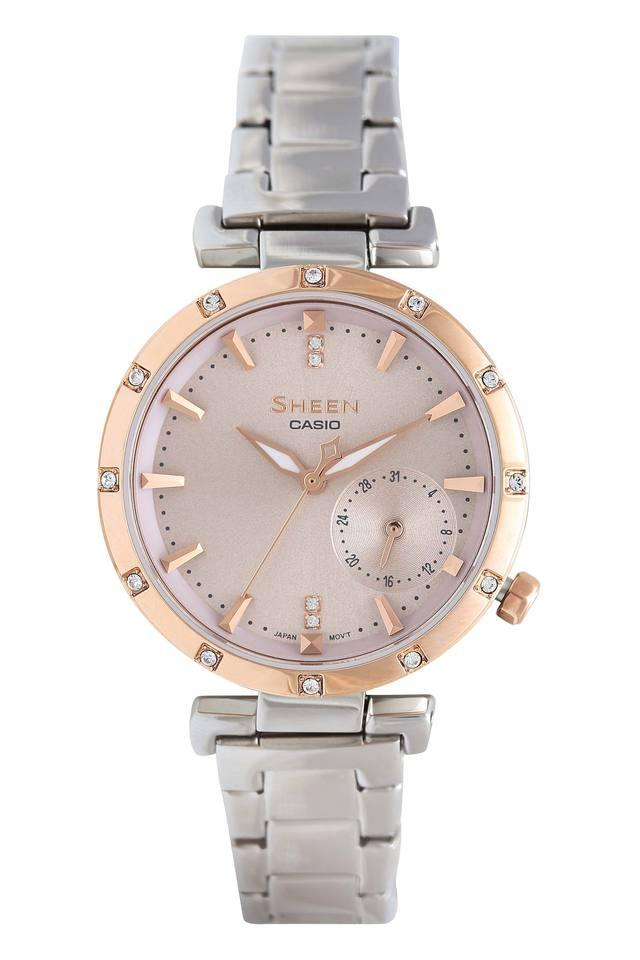Womens Round Dial Analogue Watch - SX225