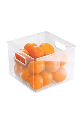 INTERDESIGNSquare Storage Box With Handle