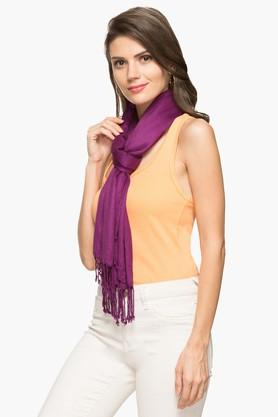 EXCLUSIVE LINES FROM BRANDS Womens Solid Shawl