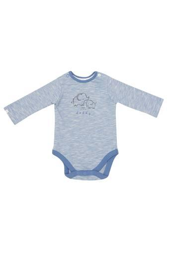 MOTHERCARE -  Blue Babysuits - Main