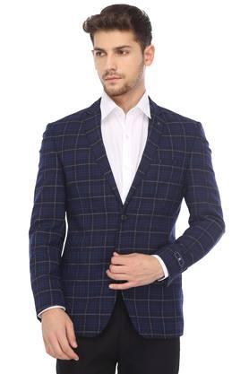 Buy Blazers For Men   Mens Suits U0026 Ties Online   Shoppers Stop