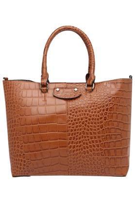 GIORDANOWomens Zipper Closure Satchel Handbag - 203977666_9212