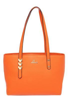 LAVIE Womens Zipper Closure Satchel Handbag - 203435756