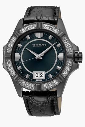 SEIKOWomens Lord Analog Green Dial Watch - SUR805P1