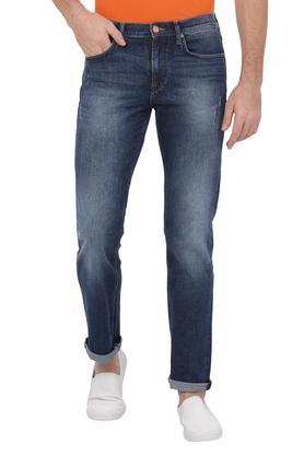 Mens Mild Wash Travis Jeans