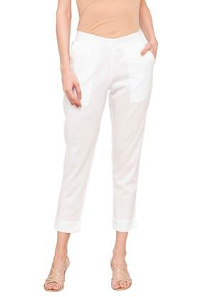 70df47f71 Buy Cargo, Harem & Track Pants Womens Online | Shoppers Stop