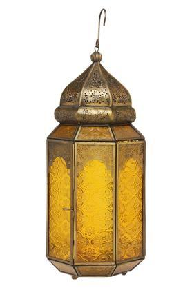 ADARA Antique Lantern Candle Holder