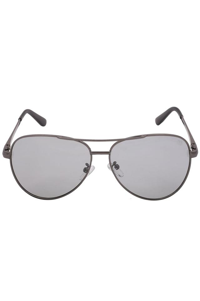 Mens Aviator Polycarbonate Sunglasses