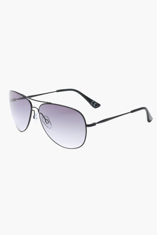 Unisex Aviator Polycarbonate Sunglasses - 3033 C13 S