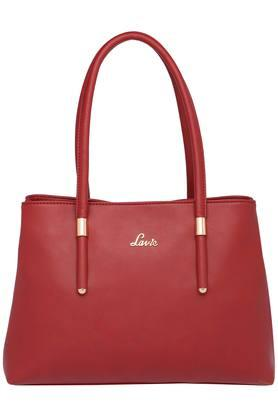 LAVIE Womens Zipper Closure Satchel Handbag - 203839769