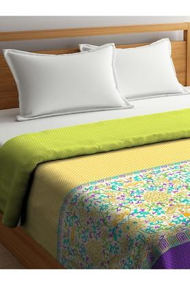 Floral Printed Double Comforter