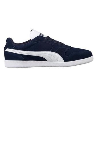 Mens Suede Lace Up Sports Shoes