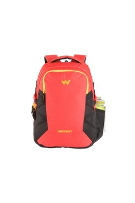 Unisex 3 Compartment Zipper Closure Backpack