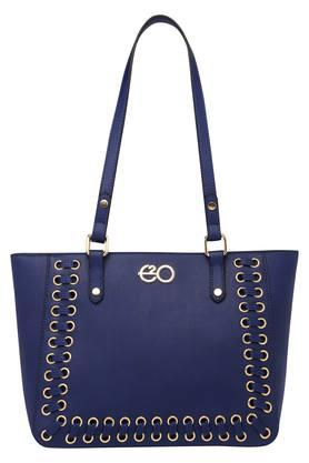E2OWomens Zipper Closure Tote Handbag - 203783171_9308