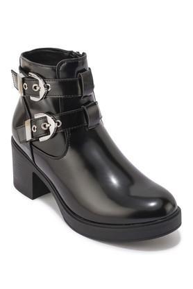 TRUFFLE COLLECTIONWomens Casual Wear Zipper Closure Boots - 204067060_9212