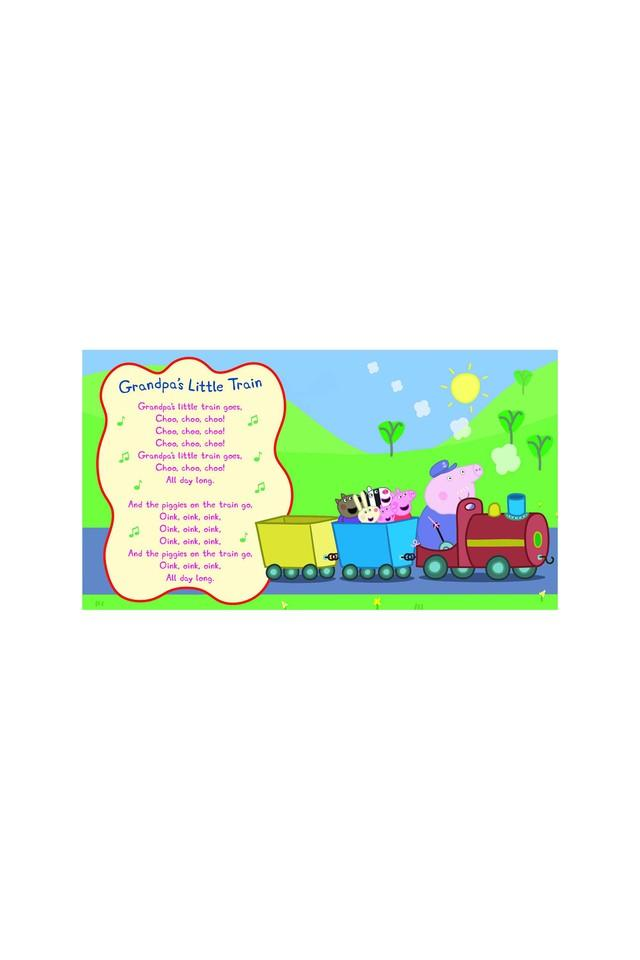 Peppa Pig - Nursery Rhymes and Songs: Picture Book and CD