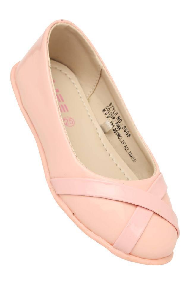 Girls Casual Wear Slip On Ballerinas