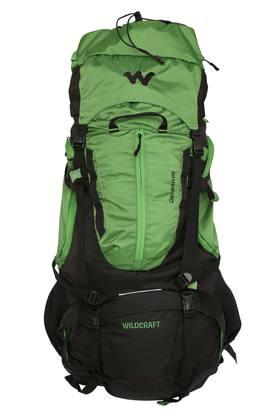 Unisex 1 Compartment Buckle Closure Rucksack Backpack