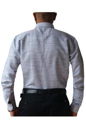 Mens Slim Fit Printed Formal Shirt